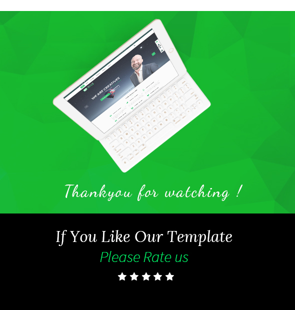 Creative Portfolio HTML Template - 9
